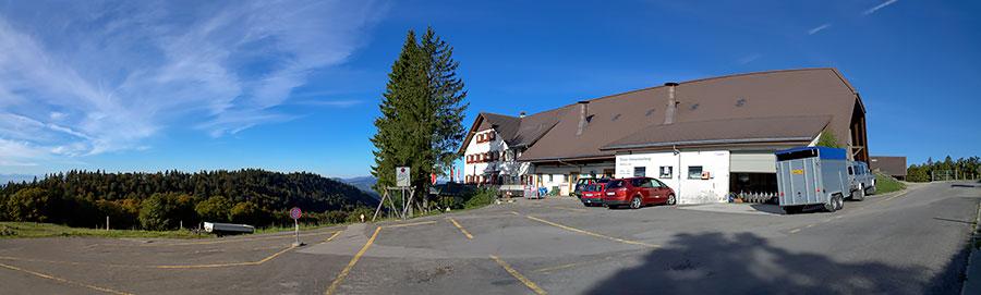 Das Restaurant Untergrenchenberg hat im Sommer und im Winter viel zu bieten