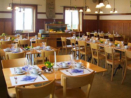 Restaurant Untergrenchenberg - Restaurant Gedeckt
