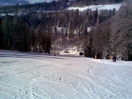 Restaurant Untergrenchenberg - Skifahren