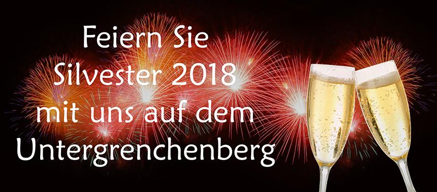 Restaurant Untergrenchenberg - Silvester 2016