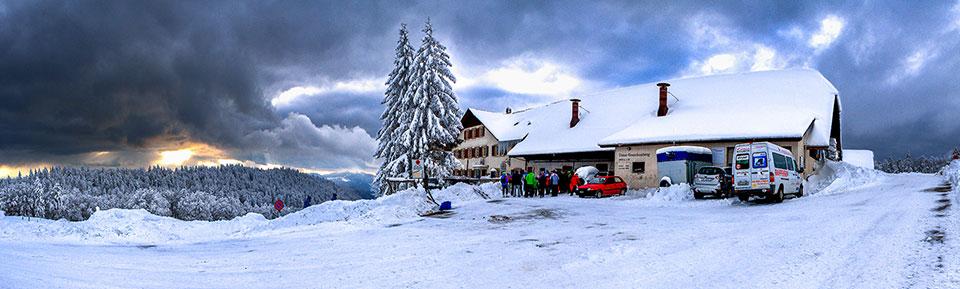 Winterprogramm Restaurant Untergrenchenberg